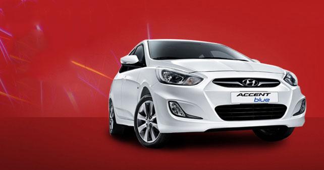 Hem Otomatik, Hem Dizel Hyundai Accent Blue