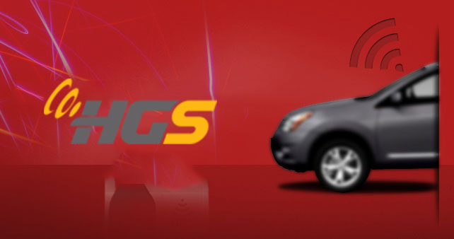 Unsere Fahrzeuge haben HGS