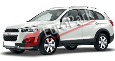 CHEVROLET CAPTIVA DIESEL AUTOMATIC