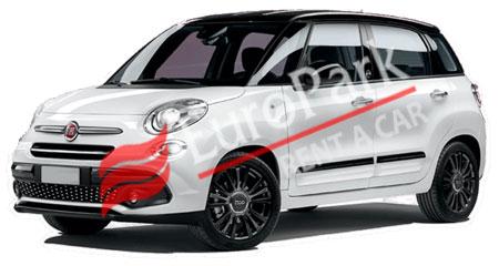 FIAT 500 L DIESEL AUTOMATİC